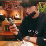 <トレンドブログ>俳優ユン・ヒョンミン、ナチュラルな日常も輝くビジュアル