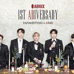 「AB6IX」、5月22日にデビュー1周年記念オンラインファンミ開催
