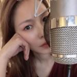 歌手BoA、録音スタジオで新曲作業中の近況公開…「今日の作業上手くできた」