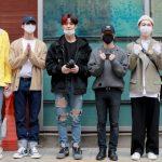 """「PHOTO@ソウル」PENTAGON、A.C.E、ユ・ソンホ、事前投票会場に…""""貴重な1票みなさんも投票してください"""""""