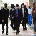 「PHOTO@ソウル」THE BOYZ、韓国第21代国会議員選挙の事前投票行に