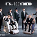 防弾少年団(BTS)、「BODYFRIEND」マッサージチェアの新しい広告モデルに抜擢…メンバーの個性あるれるキャラクターに視線集中(動画あり)