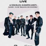 """SuperM、新概念のオンラインコンサート""""Beyond LIVE""""最初のランナーとして乗り出す…26日、Vライブで生中継"""