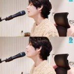BTS(防弾少年団)V、新曲の一部サプライズ公開…ビジュアルに音色すべて備えた