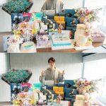 ユ・ヨンソク、37歳の誕生日を迎えた心境語る…「誕生日のお祝い、もったいないほどたくさんもらった」