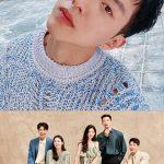 イ・ジョンシン(CNBLUE)、ウ・ドファンの「ザ・キング」広報写真に愛情爆発