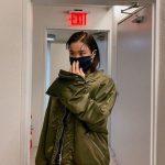 女優チェ・ガンヒ、アフリカからのマスクプレゼント...「涙がどっと出る」