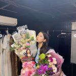 スジ(元Miss A)、花束のような春の女神…まぶしい美貌