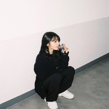 "「Apink」ウンジ、""オールブラック""女神の日常を公開"