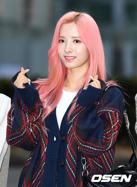 「宇宙少女」ボナ、KBS新週末ドラマへの出演を前向きに検討中