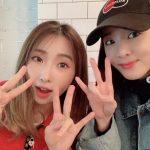 "DARA&MINZY(元2NE1)、もはや姉妹のような""微笑ましい""仲"