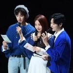 「THE SHOW」MCのジュヨン&キム・ミンギュ&シヒョン、芸能界のコロナ感染拡大防止のために検査実施