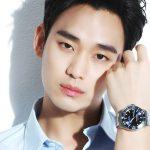 キム・スヒョン、スイス時計ブランドのモデルで活躍…ジェントルな魅力