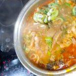 """ソ・ユジン、夫で料理家ペク・ジョンウォンのために作った""""口がピリピリ""""のチゲ公開"""