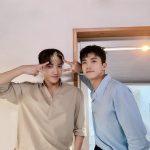 2PM Jun. K &ウヨン、さわやかなシャツ姿で近況公開…ファンの心の中に