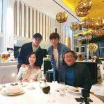 """キム・ムヨン、ジュンスと共に母の誕生日を祝う…""""家族で食事"""""""