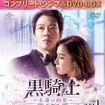 """キム・レウォン、テギョン(2PM)、ジョン・ヨンファ(CNBLUE)!憧れの韓流スターを""""おうち時間""""のお供に!「黒騎士~永遠の約束~」など名作ドラマのDVDが1BOX5,000、Blu-rayが1BOX ¥6,000で登場!"""