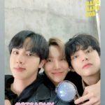 【トピック】「BTS(防弾少年団)」JIN&J-HOPE&V、部屋で楽しむ「バンバンコン」をPR