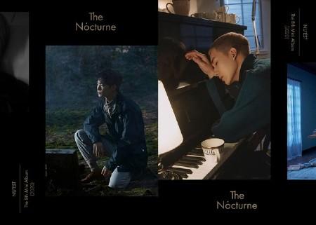 「NU'EST」、ニューアルバム「The Nocturne」第1弾オフィシャルフォト公開