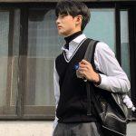 「PRODUCE X 101」出身キム・ミンギュ、少女マンガの王子様のような制服ビジュアルで魅了