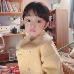 """""""キム・テヒの娘""""ソ・ウジン、人形より人形らしく娘より娘らしい写真公開"""