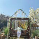 CNBLUEジョン・ヨンファ、どれが花?花も驚く最強ビジュアル