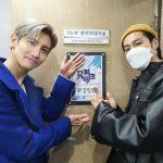 【トピック】「東方神起」ユンホ、チャンミンのソロデビューを応援