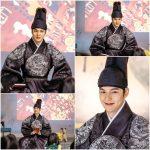 イ・ミンホ、光り輝く皇帝の威厳…大韓帝国皇帝イ・ゴンに変身「ザ・キング」