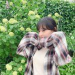 女優キム・ジウォン、花より美しい写真を公開…ラブリーの定石