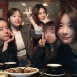 """<トレンドブログ>「Girl's Day」出身ユラ、ソジン&ヘリ&ミナと会食…""""会うたびに幸せ、おかしくてたまらない♡"""""""