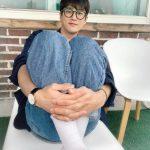 """<トレンドブログ>「梨泰院クラス」出演俳優アン・ボヒョンの大きな手に小顔な彼氏ショットに「EXO」セフンが""""なんでかわいいふり"""""""