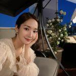 <トレンドブログ>女優パク・ミニョン華やかな女神の降臨