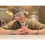 <トレンドブログ>「WINNER」YOON(カン・スンユン)、アニマルプリントの帽子かぶってヒップな雰囲気…迫力あふれるウインクに胸キュン