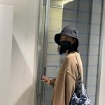<トレンドブログ>女優シン・ミナ、退勤の様子を公開…みんな隠しても自己発光ビジュアル