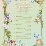 """<トレンドブログ>「宇宙少女」、新譜""""Neverland""""のトラックリストを公開!タイトル曲は""""BUTTERFLY"""""""