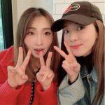 <トレンドブログ>元「2NE1」MINZYの新曲を宣伝する DARA…変わらない友情をアピール!