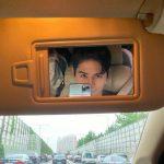 <トレンドブログ>キム・ドンジュン、鏡いっぱいなイケメンビジュアル...女心狙撃カリスマ