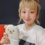 <トレンドブログ>「赤頬思春期(BOL4)」アン・ジヨン、ラブリー少女...キュートさに胸キュン