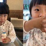 女性芸人ホ・ミン、妊娠6か月で体重も右肩上がり?=夫と娘との日常生活を公開