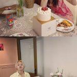 ヒョナ&DAWN、交際4周年記念パーティー?ゆるぎない愛情公開