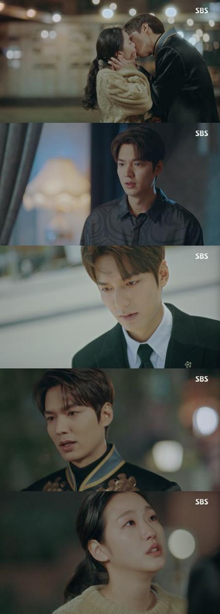<韓国ドラマNOW>「ザ・キング:永遠の君主」10話、イ・ミンホとキム・ゴウンが涙のキス…イ・ジョンジンは復讐の為に殺人