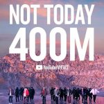 「BTS(防弾少年団)」、「Not Today」MV再生回数4億回突破…韓国歌手最多記録を更新