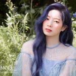「TWICE」ダヒョン、「MORE&MORE」ティーザー公開…森の中の妖精ビジュアル