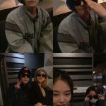 ジェニー(BLACKPINK)、SNSライブにG-DRAGONがサプライズで登場…新曲の収録中かと関心集中