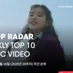 IU&SUGA(BTS)の「eight」MV、2週連続でK-POP RADAR週間チャート1位に