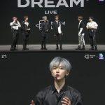 「NCT DREAM」、オンラインライブ開催「ファンがすぐそばにいるよう」