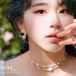 「TWICE」チェヨン、「MORE & MORE」ビジュアル公開