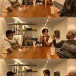"""「BTS(防弾少年団)」V・RM・J-HOPE、新アルバムのコンセプト会議を公開…""""スタイリング担当メンバー、作業開始"""""""