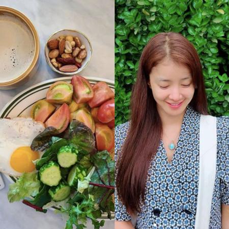 女優イ・シヨン、体脂肪率9.8%の秘訣がここにあり…SNSにダイエットメニューを公開