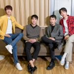 CNBLUEジョン・ヨンファ、新曲「Would you marry me?」発売を前にイ・ジュン、ユン・ドゥジュン(Highlight)、グァンヒとの仲のいい姿公開